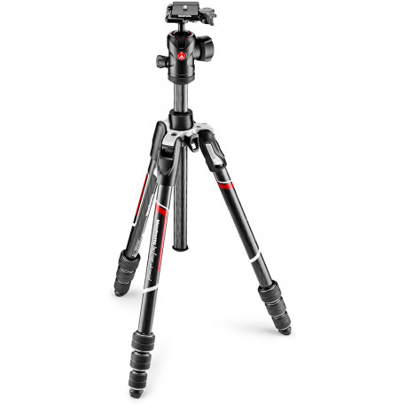 Manfrotto statiivikomplekt Befree Advanced Kit MKBFRTC4-BH