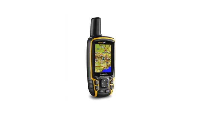 GPSMAP 64,Worldwide
