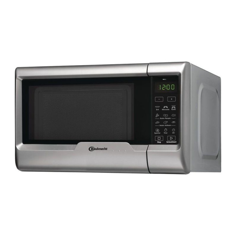 Bauknecht Microwave Oven MW 122 SL, Silver