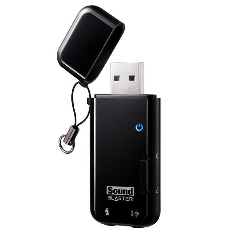 Sound card Creative  70SB129000002 (External; USB 2.0)