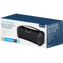 Platinet wireless speaker OG75 Boombox BT, black (44414)