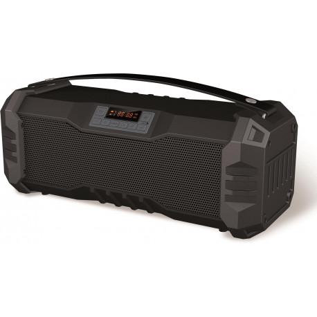Platinet bezvadu skaļrunis OG75 Boombox BT, melns (44414)