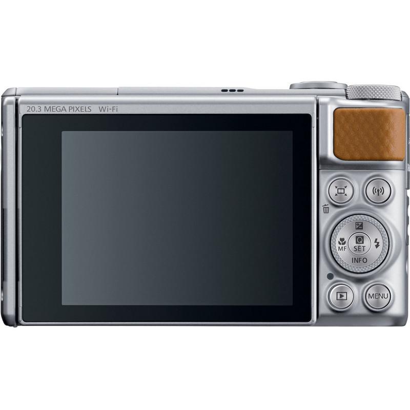 Canon Powershot SX740 HS, silver