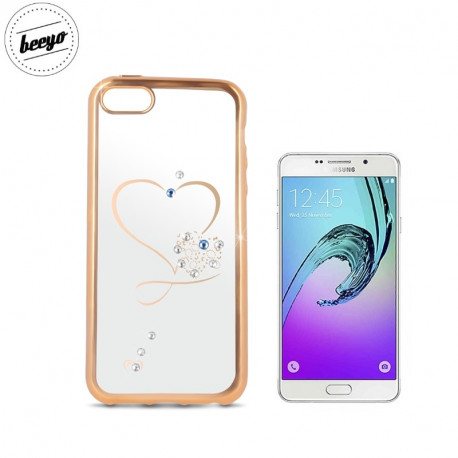 7e472d2888ec Beeyo Glamour Series Heart TPU Clear super sl - Smartphone cases -  Photopoint