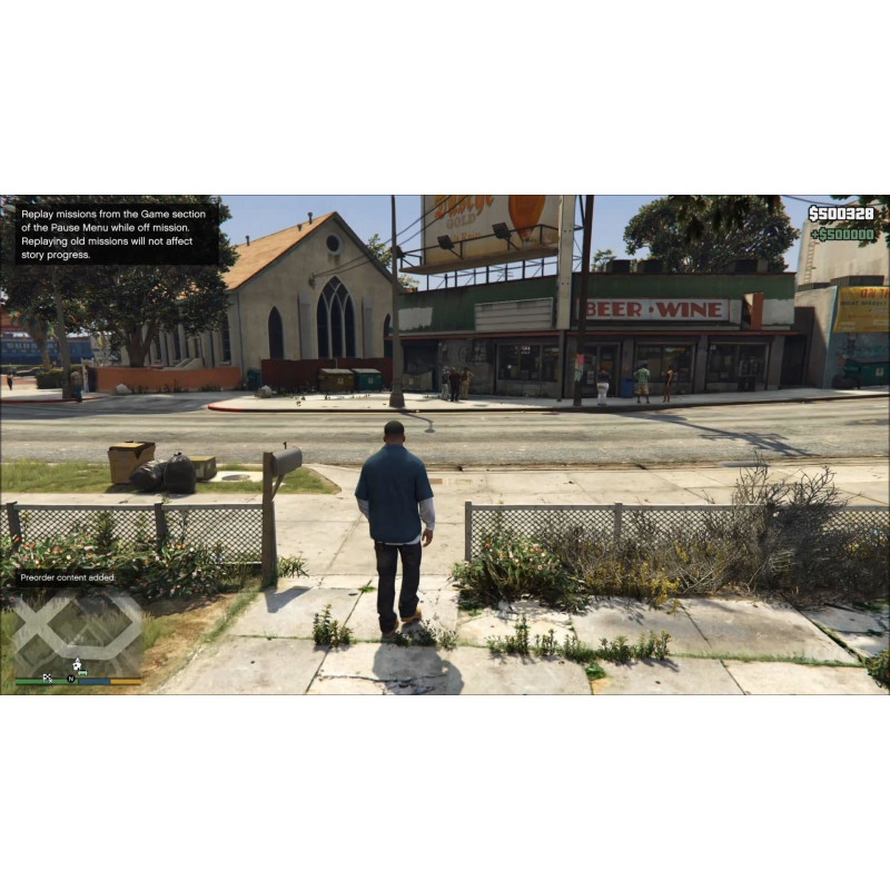 0203d6655 Game Playstation 4 (PS4) Grand Theft Auto V (BOX  Blu-ray  ENG