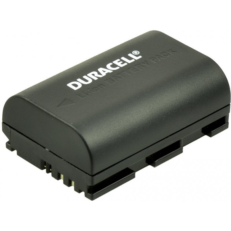 Duracell battery (Canon LP-E6, 1400mAh)