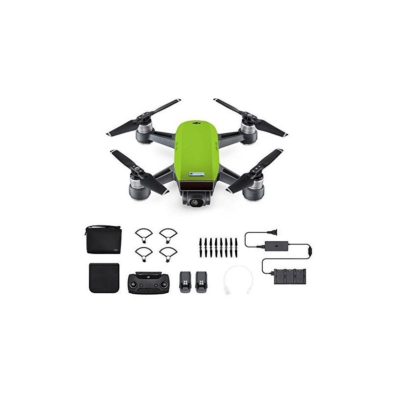 DJI Spark Fly More Combo - green - Drones - Photopoint