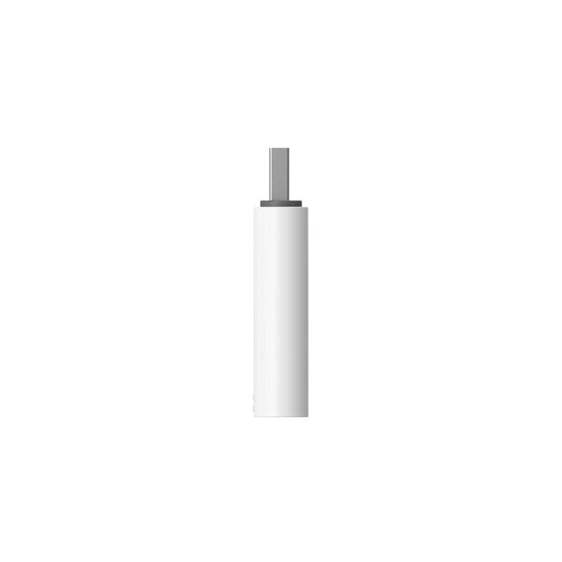 Silicon Power mälukaardilugeja Combo 2in1 USB 3.1, valge
