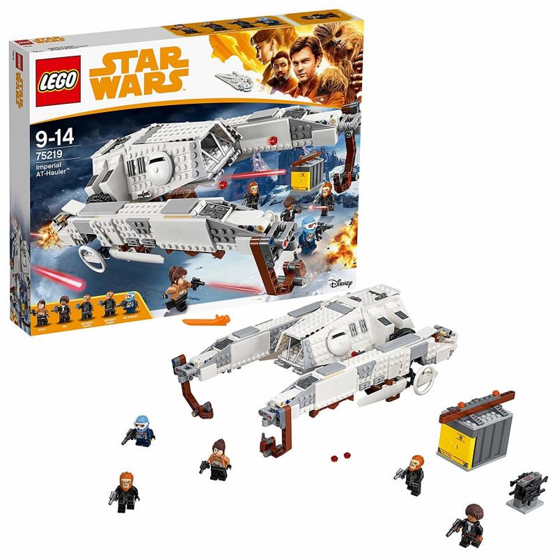 Lego Star Wars Toy Blocks Vehicle 2 Han Solo 75219