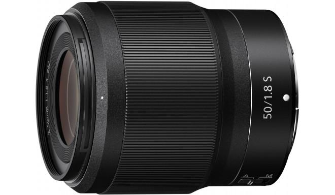 Nikon Nikkor Z 50mm f/1.8 S objektiiv