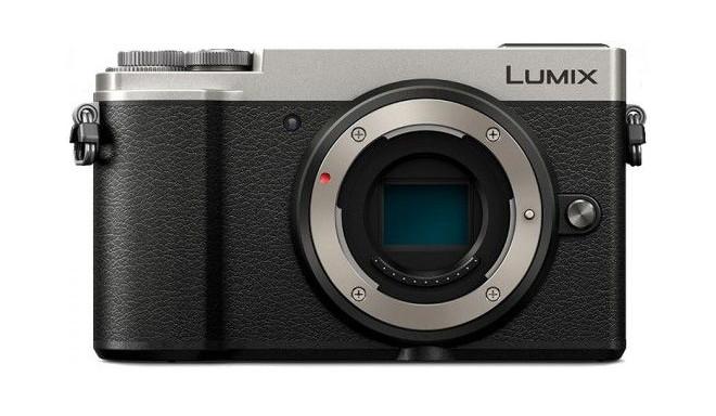Panasonic Lumix DC-GX9 kere, hõbedane