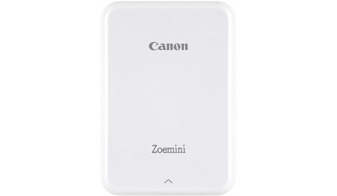 Canon фотопринтер Zoemini PV-123, белый