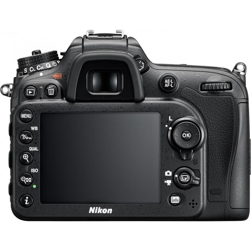 Nikon D7200 + Tamron 17-35mm f/2.8-4