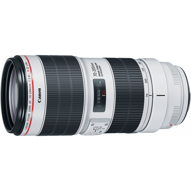 Canon EF 70-200mm f/2.8L IS III USM objektiiv