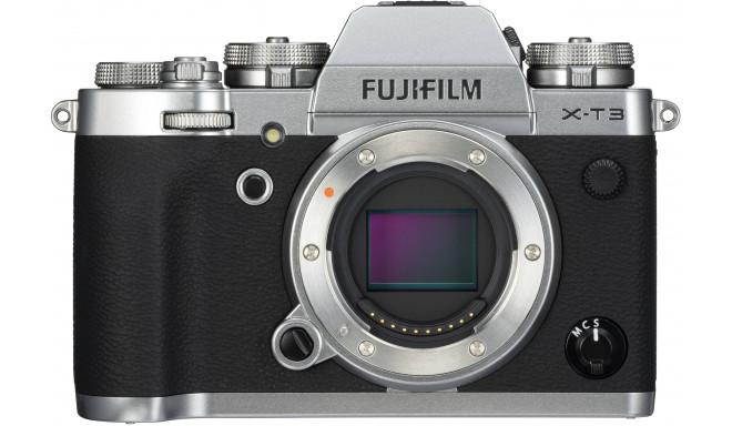 Fujifilm X-T3 корпус, серебряный
