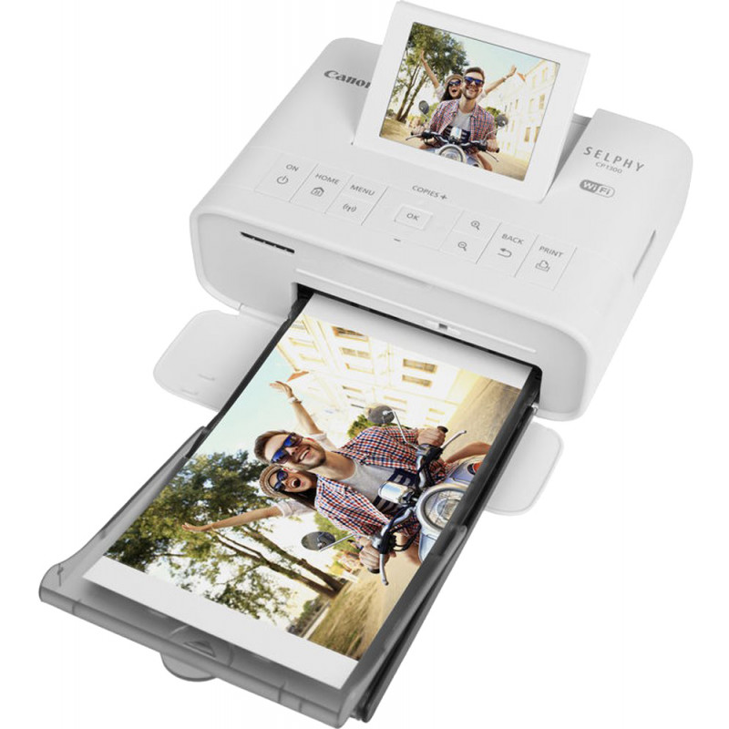 Canon photo printer Selphy CP-1300 printer, white