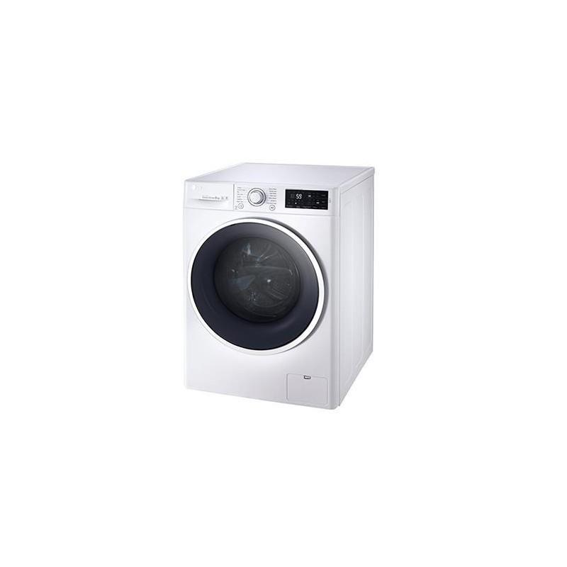 lg washing machine water consumption