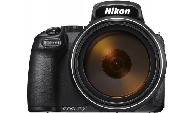 Nikon Coolpix P1000, черный