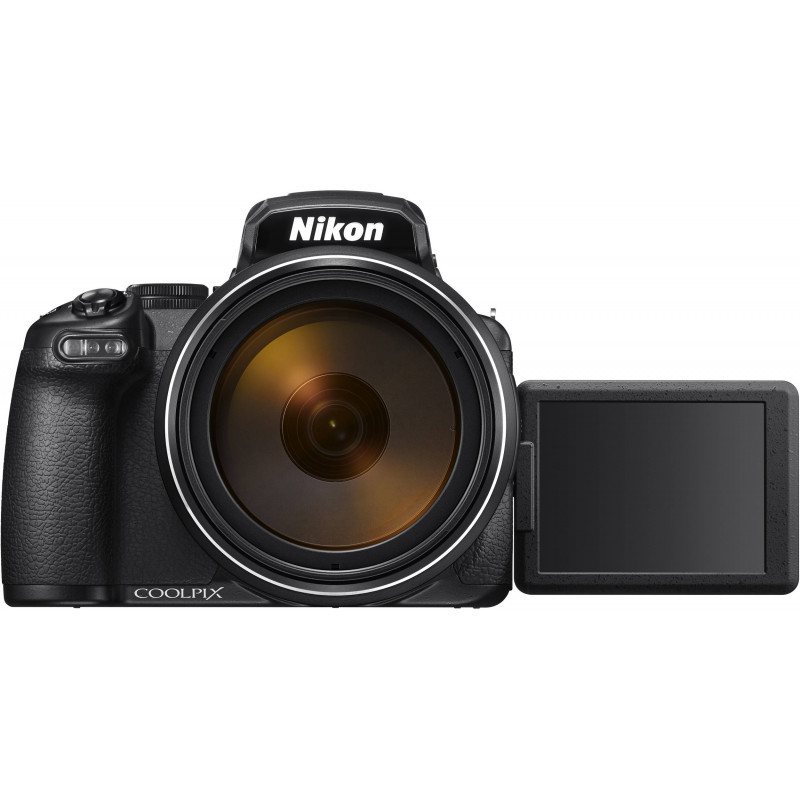 Nikon Coolpix P1000, must