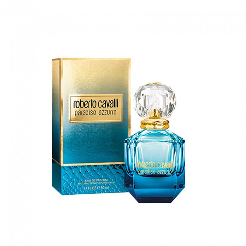 Roberto Cavalli Paradiso Azzurro Pour Femme Eau de Parfum 50ml ... 11251716e0