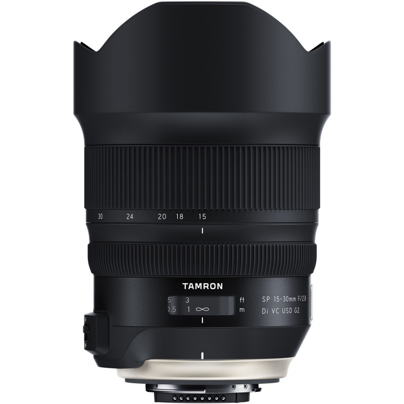 Tamron SP 15-30mm f/2.8 Di VC USD G2 Nikonile