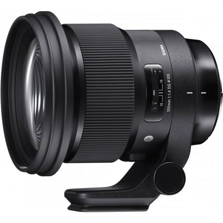 Sigma 105 мм f/1.4 DG HSM Art объектив для Canon