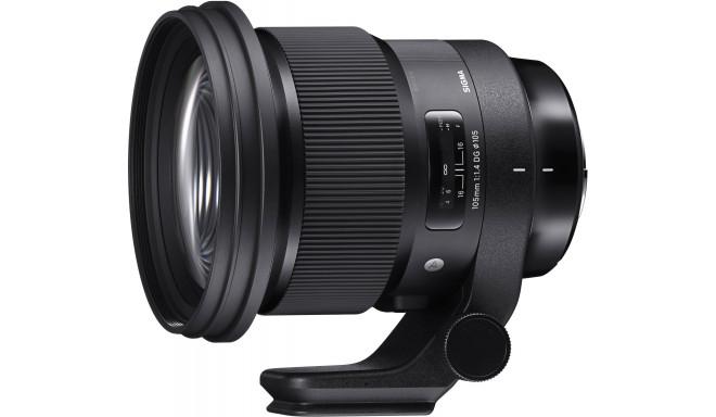 Sigma 105mm f/1.4 DG HSM Art objektīvs priekš Canon