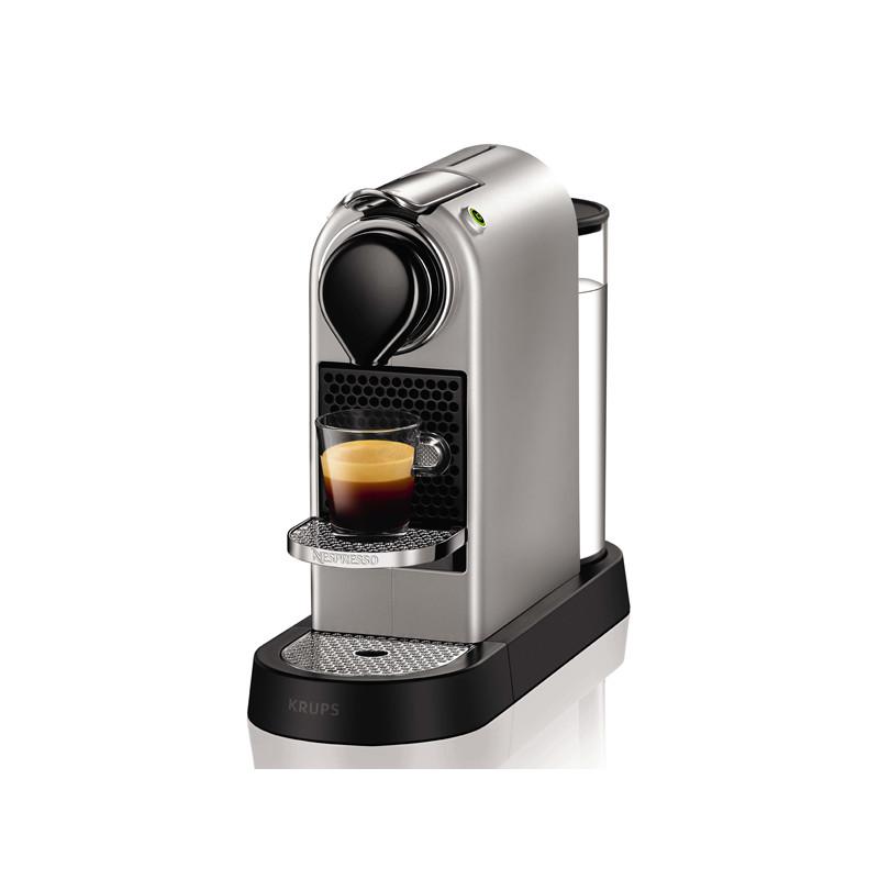 Capsule Coffee Machine Krups Xn740b Citiz Nespresso 19 Bar 1 L 1260w Anium