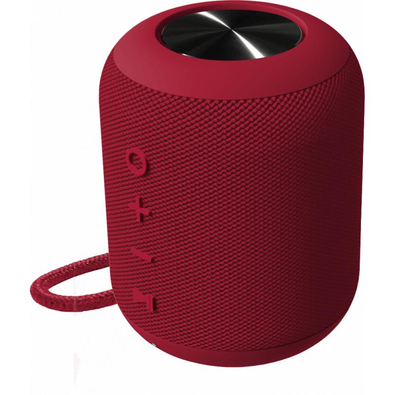 Platinet juhtmevaba kõlar Peak PMG13 BT, punane (44489)