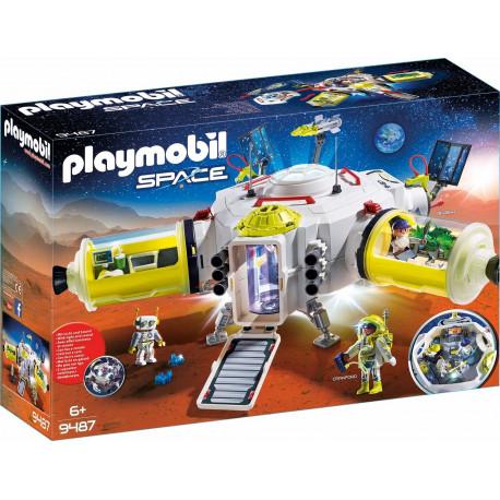 e47d54ee17a Playmobil mängukomplekt Marsijaam (9487)