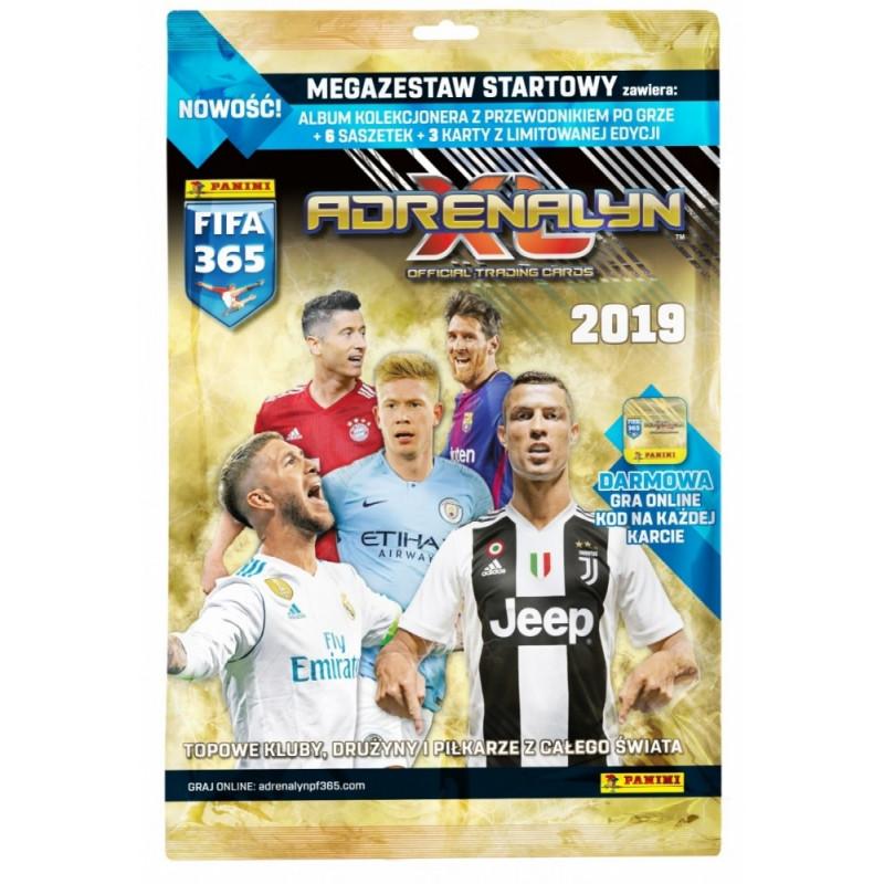 1c9ed6e1e4c Panini jalgpallikaartide komplekt FIFA 365 2019 Mega set ...