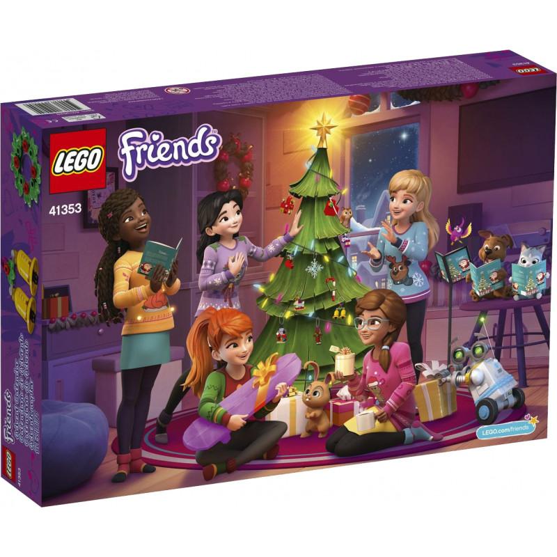LEGO Friends adventes kalendārs 2018 (41353)
