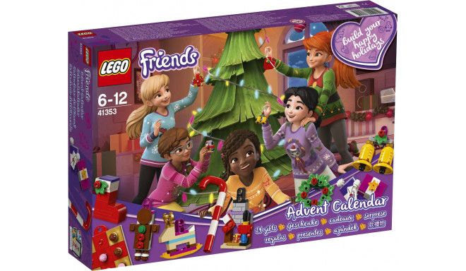 LEGO Friends advendikalender 2018 (41353)