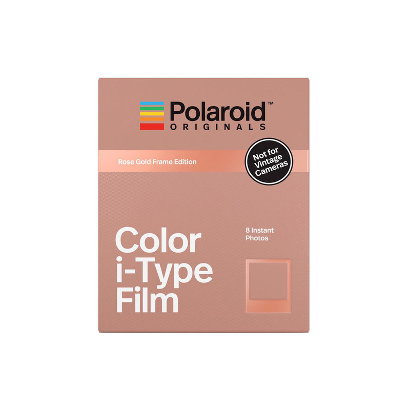 Polaroid i-Type Rose Gold