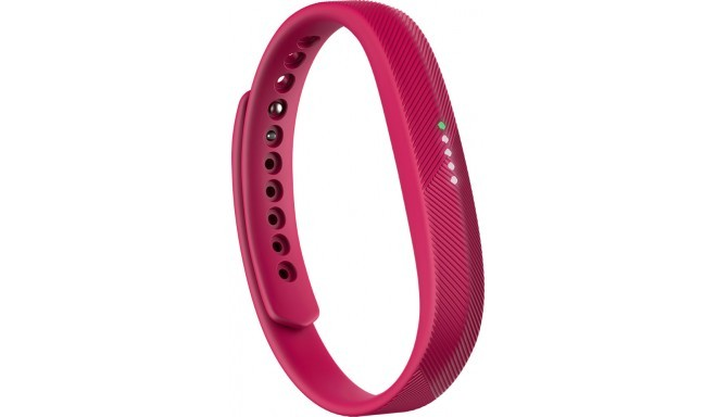 Fitbit трекер активности Flex 2, малиновый