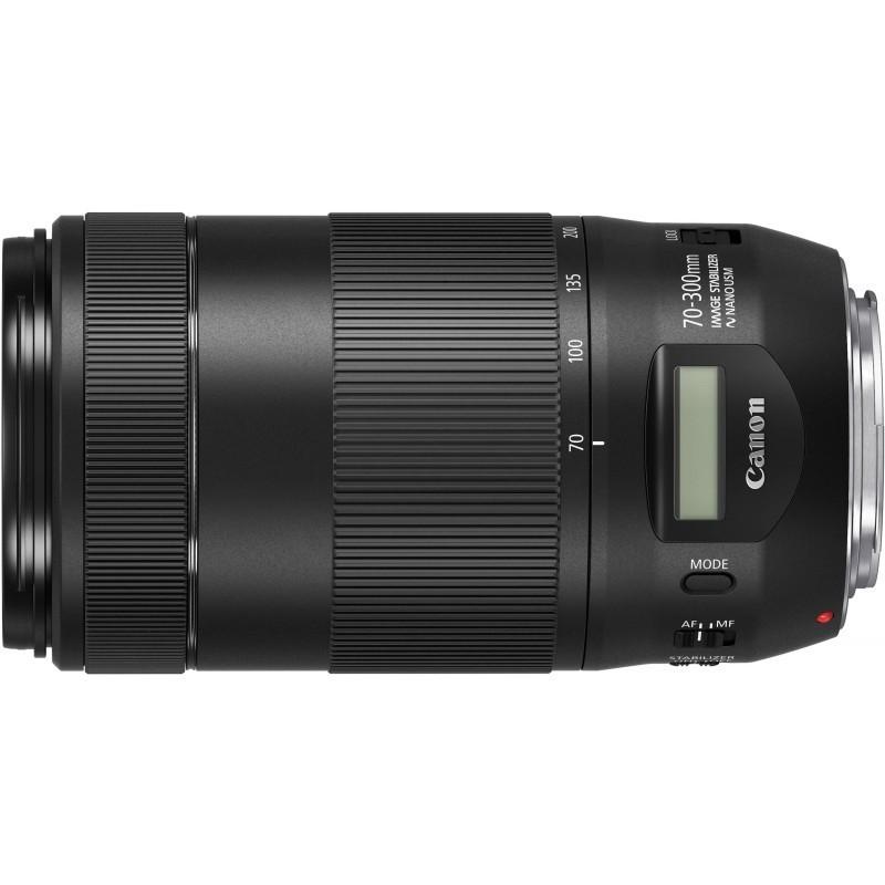 Canon EF 70-300mm f/4.0-5.6 IS II USM objektiiv