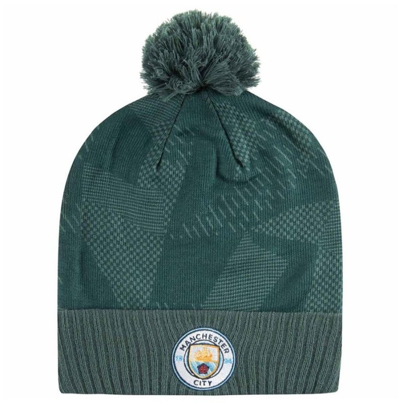 Winter hat for adults Nike Manchester City Beanie 894371-332 - Hats ... 9227bf745d8