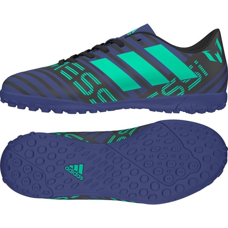 Año Nuevo Lunar Auroch Borde  Kids football shoes adidas Nemeziz Messi Tango 17.4 TF Jr CP9219 - Training  shoes - Photopoint
