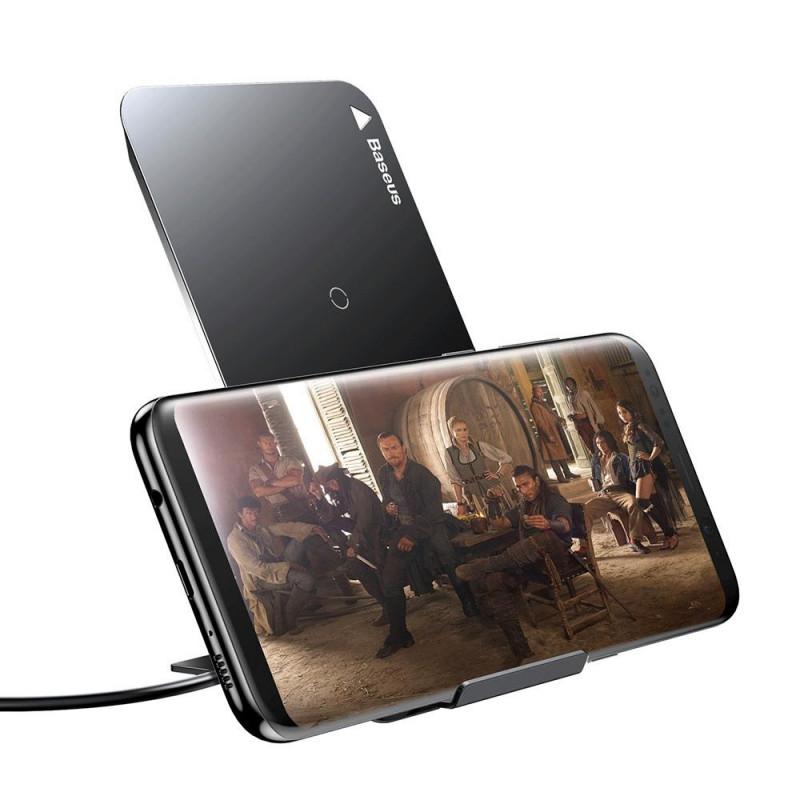Charger Baseus  WXHSD-01 (USB typ C; black color)
