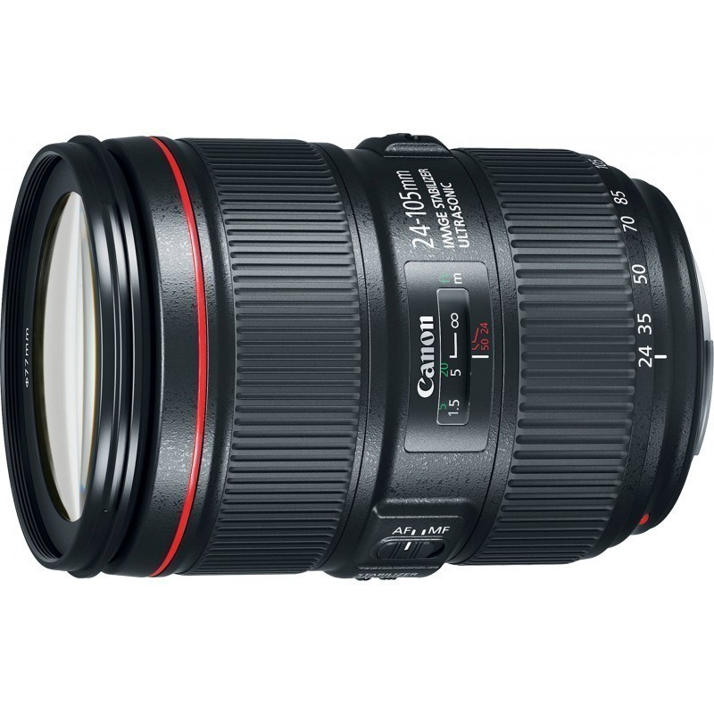 Canon EF 24-105mm f/4L IS II USM objektiiv
