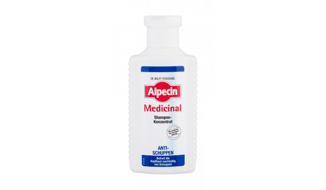 Alpecin Medicinal Shampoo Concentrate Anti-Dandruff (200ml)