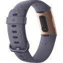 Fitbit aktiivsusmonitor Charge 3, rose gold/blue grey