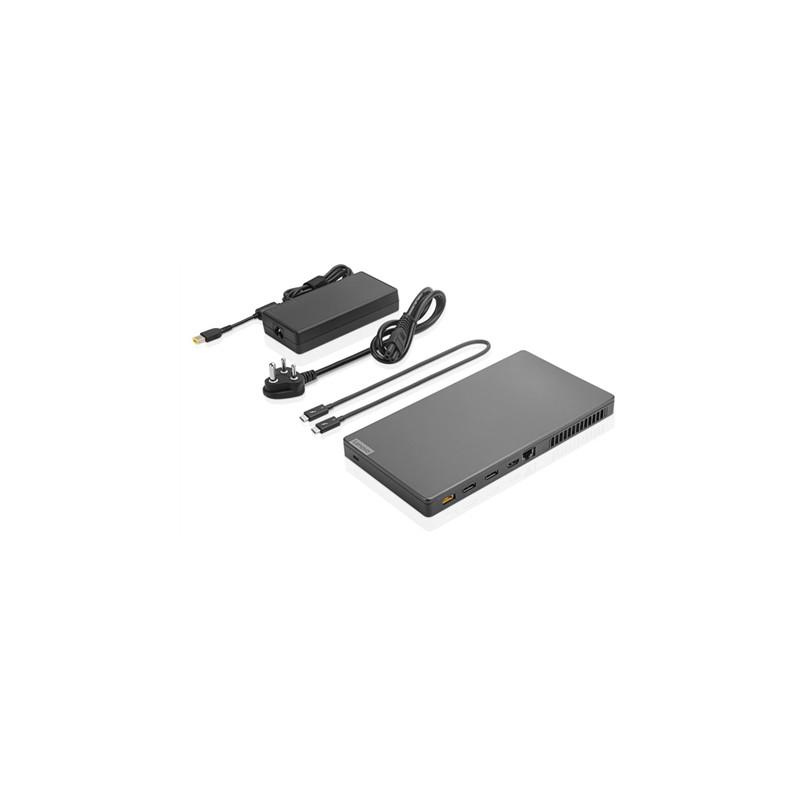 Lenovo Thunderbolt 3 Graphics Dock Ethernet L