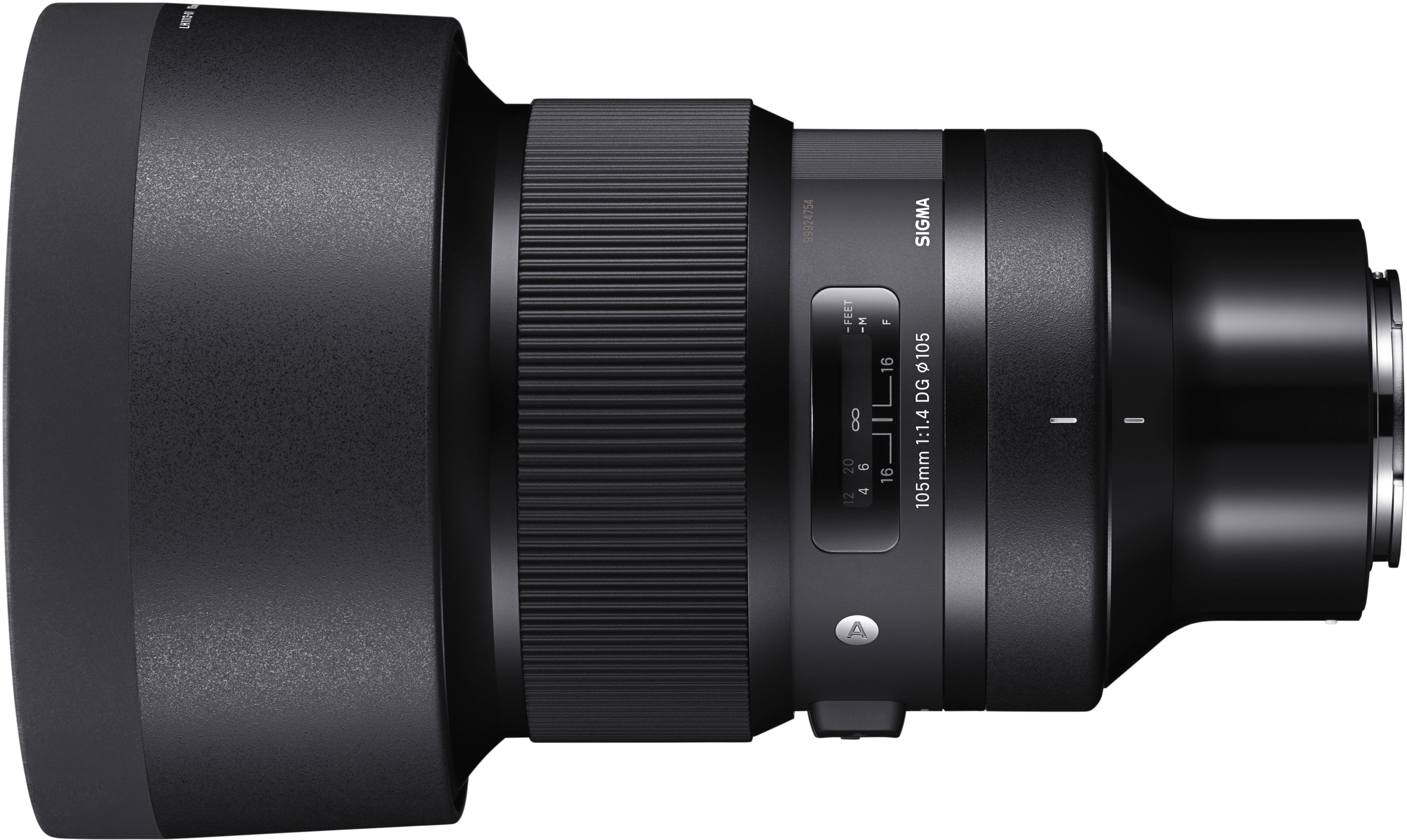 Sigma 105mm f/1.4 DG HSM Art objektiiv Sonyle