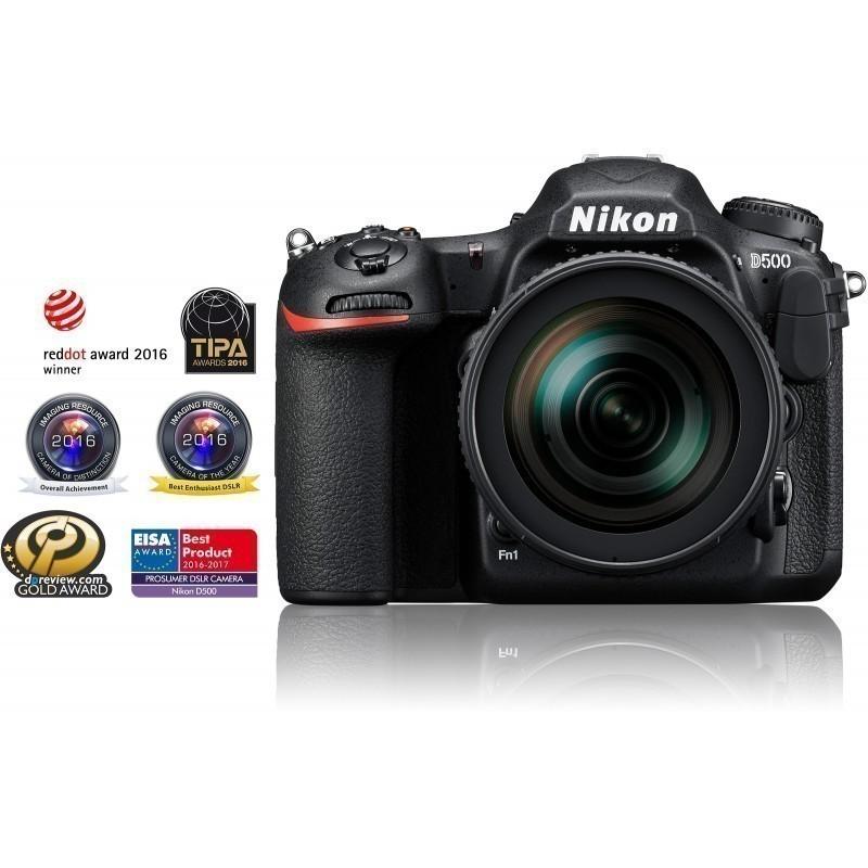 Nikon D500, корпус