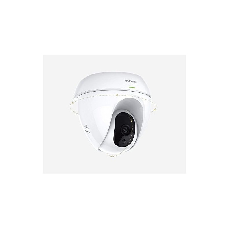 IP camera TP-LINK NC450 HD 720p Micro SD Android iOS Night vision