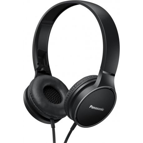 Panasonic kõrvaklapid + mikrofon RP-HF300ME-K, must
