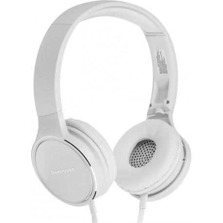 Panasonic austiņas ar mikrofonu RP-HF500ME-W, baltas