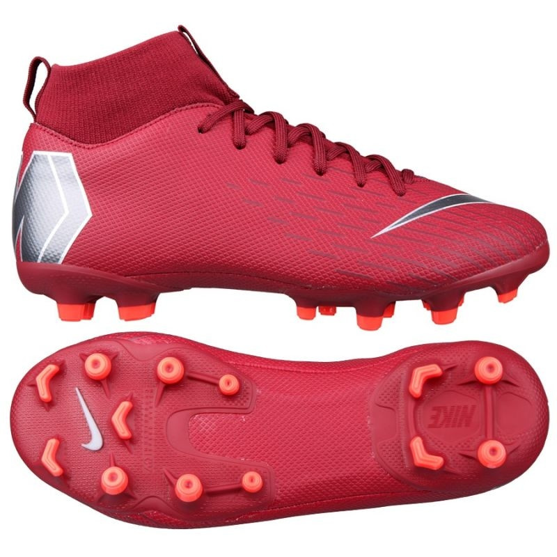 best sneakers 1e09c 33007 Kids grass football shoes Nike Mercurial Superfly 6 Academy GS MG Jr  AH7337-606
