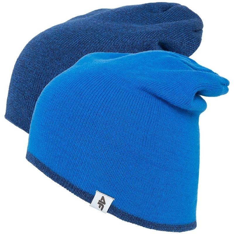Men s winter hat 4f M H4Z18 blue-CAM010 - Hats - Photopoint 7d28a6b38cbf